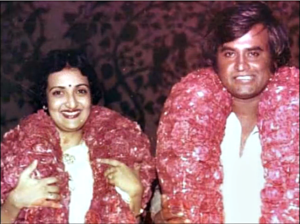 rajni kanth wife