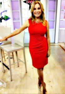 Kathie Lee Gifford TV host