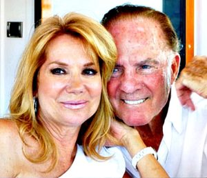 Kathie Lee Gifford with husband Frank Gifford