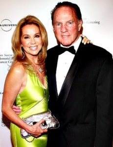 Kathie Lee Gifford with husband Frank Gifford pics
