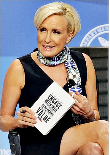 Mika Brzezinski – Know more about the Charming MSNBC Anchor!