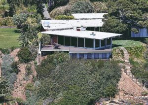 Property in MALIBU, CALIFORNIA