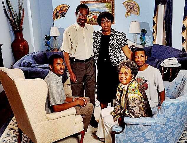 ben-carson-with-family