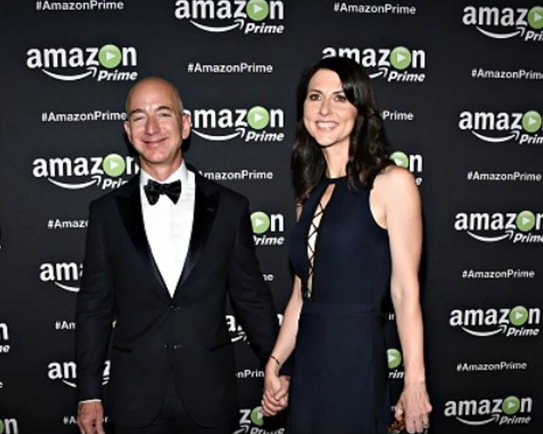 Jeff Bezos Net Worth Salary Wiki Age House Wife Trivia
